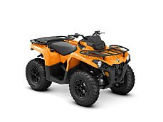 2018 Can-Am Outlander 450 for sale 200501683